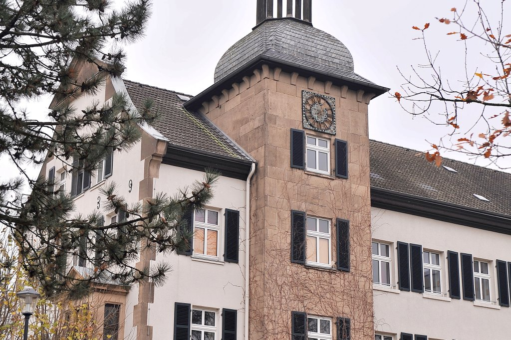 Rathaus Turm Wird Abgebaut Wrde Kettwig Und Werden