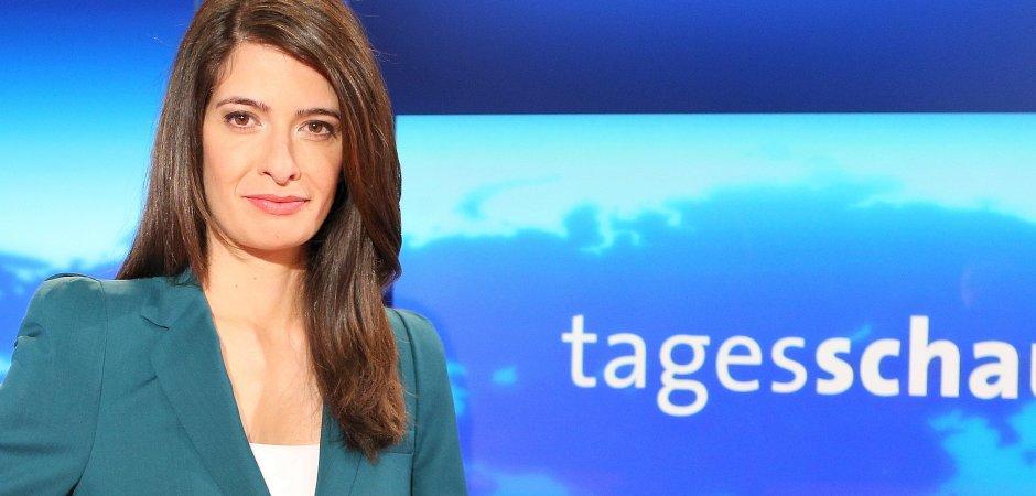 Fernsehfrau Linda Zervakis Ist Die Königin Der Bunten Tüte