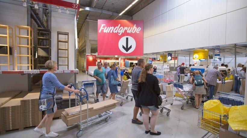 Möbel Riese Ikea Gibt Billy Eine Zweite Chance Als Second Hand Möbel