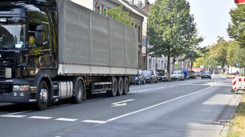 Stadtentwicklung: Anwohner der Bahnhofstraße in Meiderich enttäuscht
