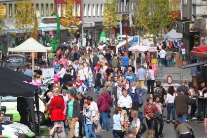 Verkaufsoffener Sonntag zum Siegener Stadtfest ist gesichert