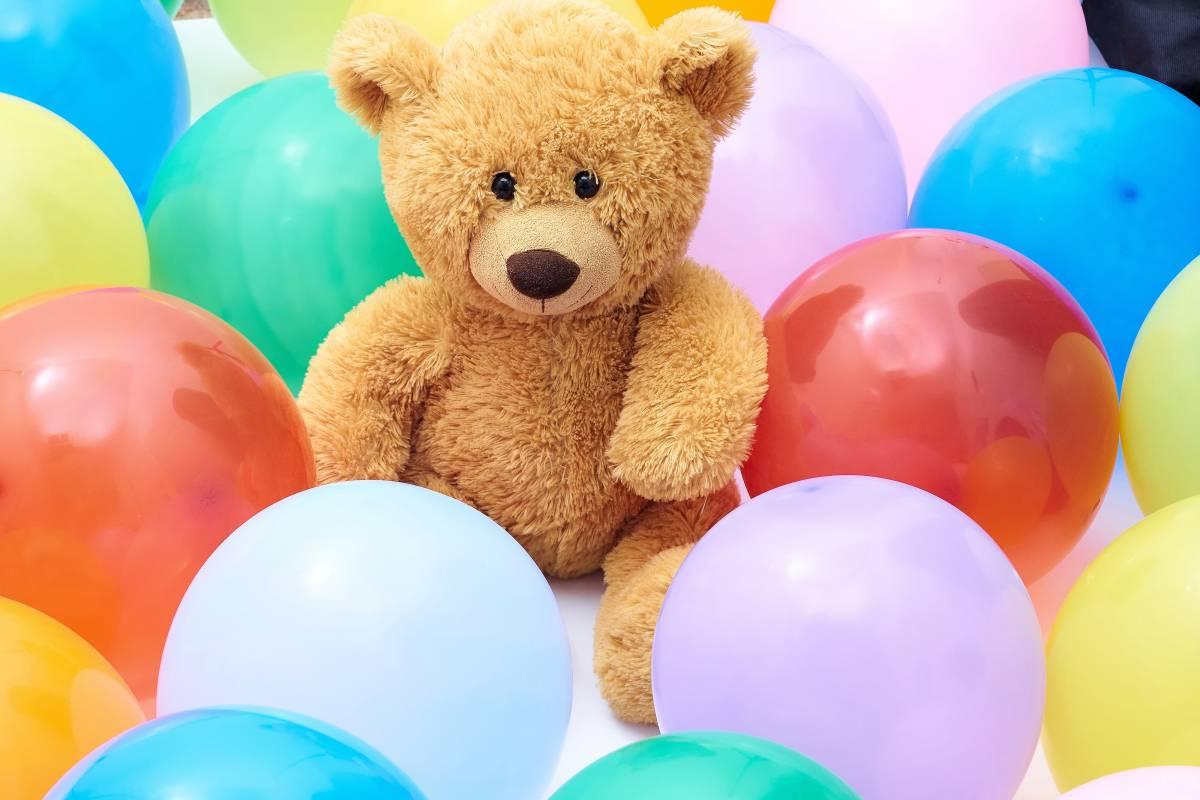 vita Il per è coccolone la tutta un giocattolo Teddy dCeBox