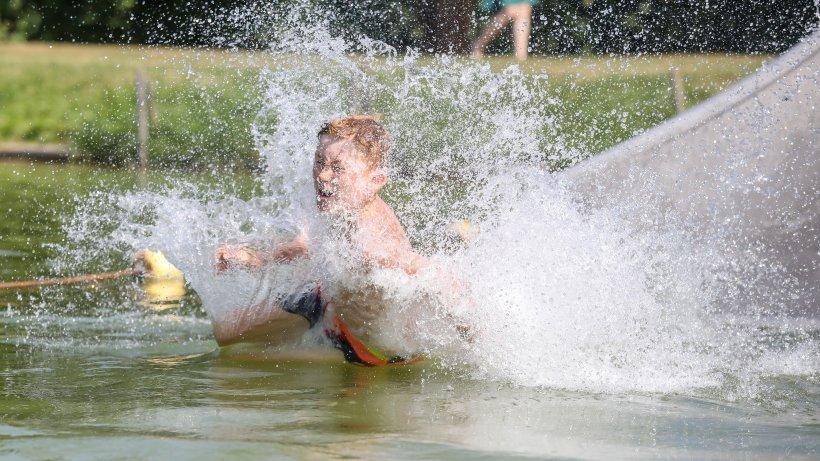 Wetter: NRW knackt ab Mittwoch erneut die 30-Grad-Marke