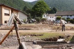 Hochwasser: NRW rüstet sich für Starkregen am Wochenende