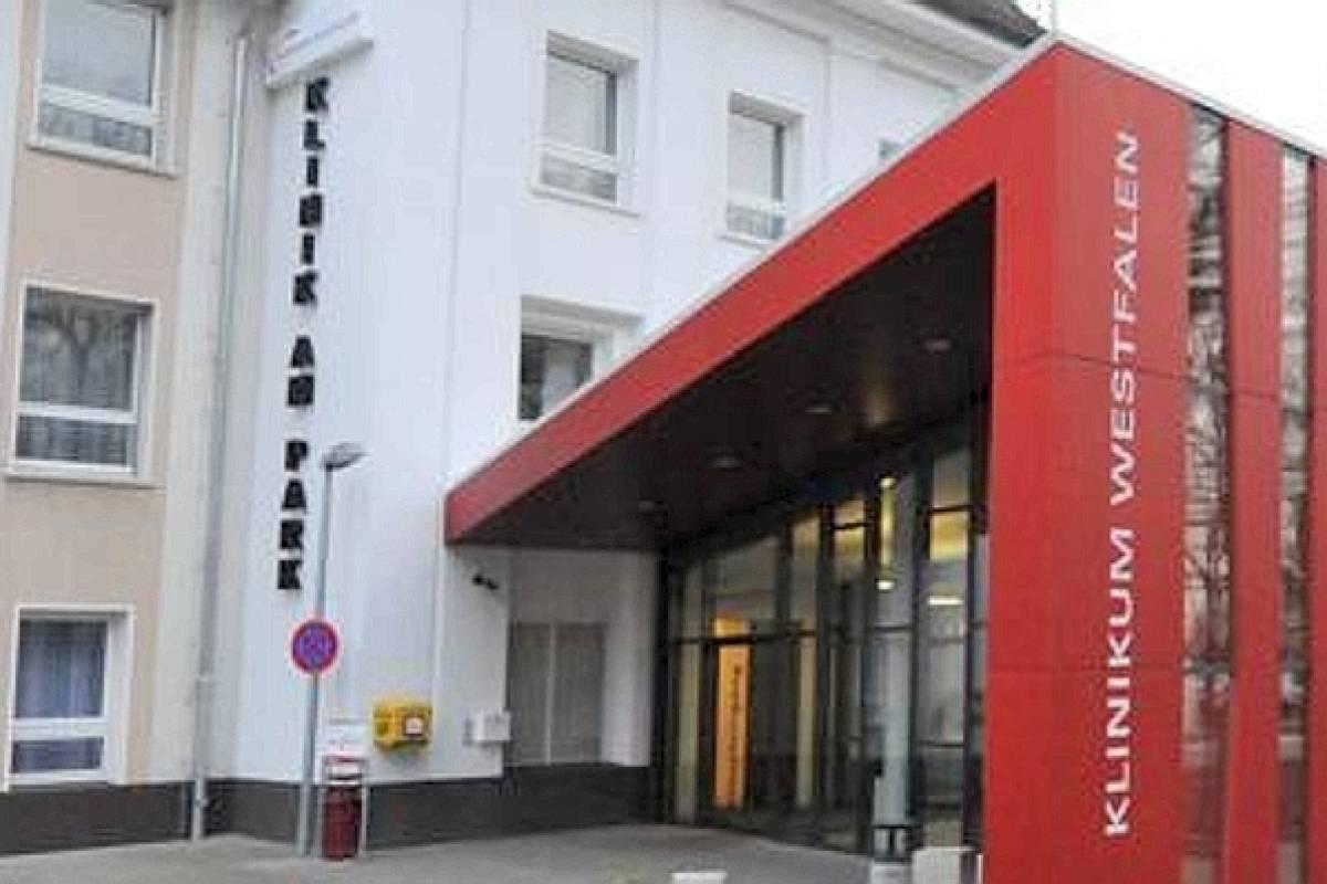 Klinikum Westfalen Vor Kooperation In Kamen Wrde Dortmund