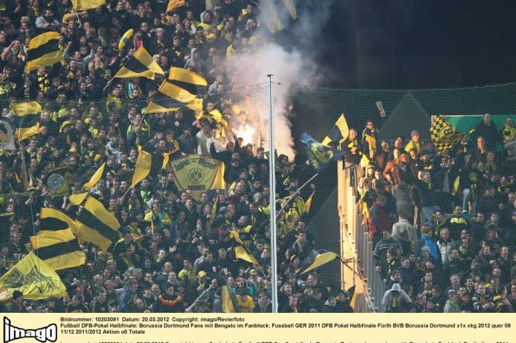 AuBergewohnlich BVB Fans Plünderten Raststätte Und Ließen Eistruhe Mitgehen | Wr.de |  Dortmund