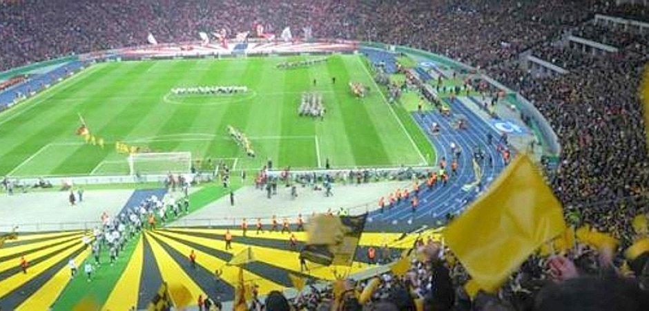 Hervorragend BVB Fans Bekommen In Berlin Das Marathontor | Wr.de | Dortmund