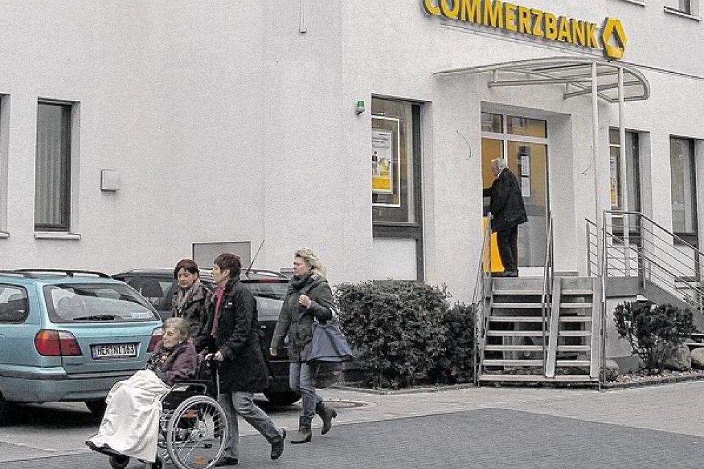 commerzbank wanne eickel