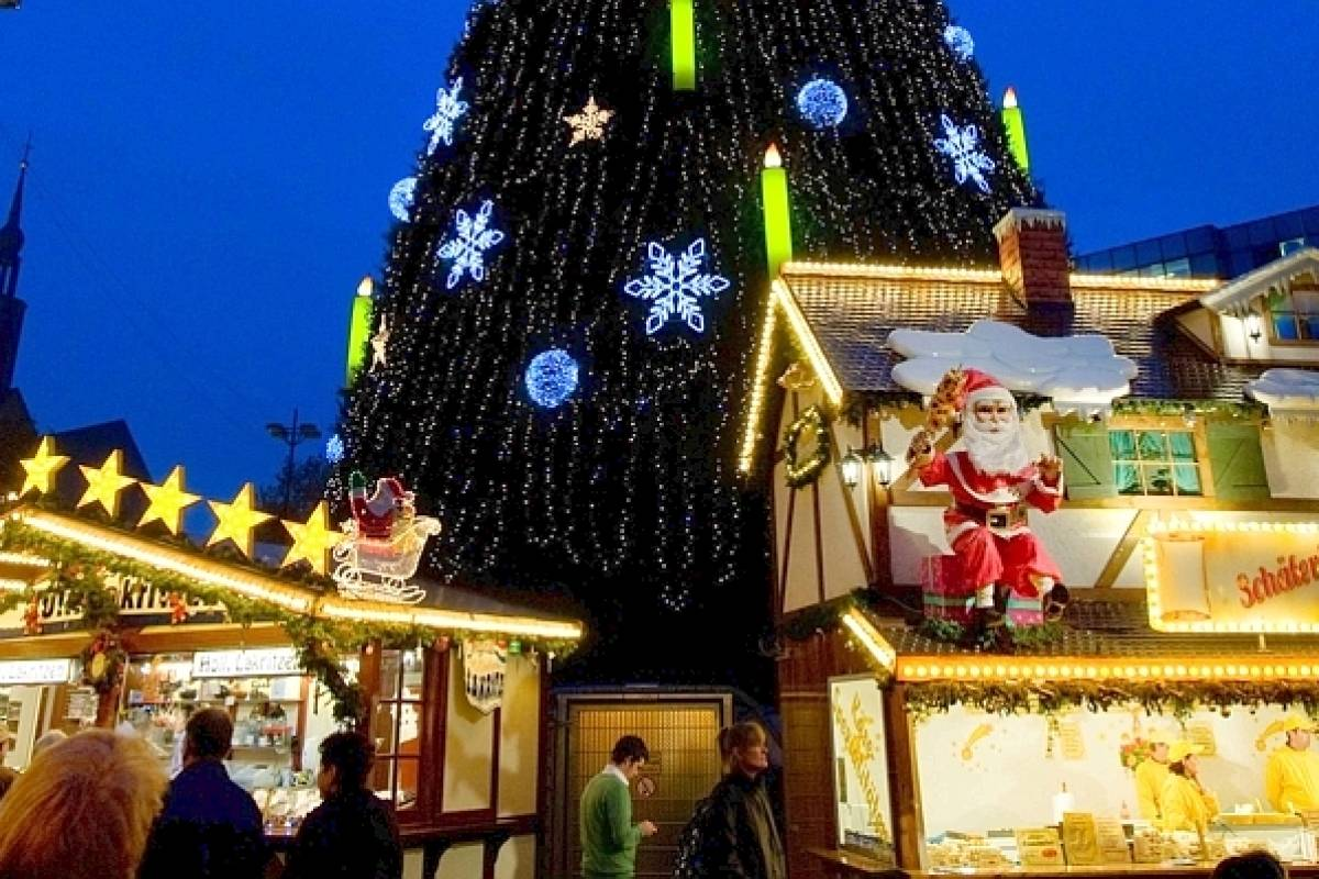 öffnungszeiten Dortmunder Weihnachtsmarkt.Startschuss Für Den Dortmunder Weihnachtsmarkt Wr De Dortmund