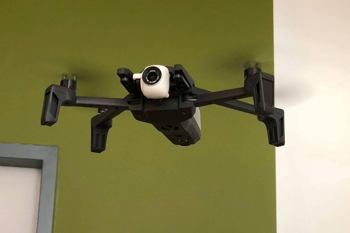 Anafi: 4k-Drohne von Parrot im Testflug | wr de | Digital