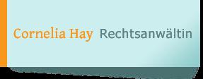 Fachanwältin Cornelia Hay ist spezialisiert auf das Familienrecht. Ihre Erfahrung zeigt: Bei einer Scheidung ist professioneller Rat wichtig.