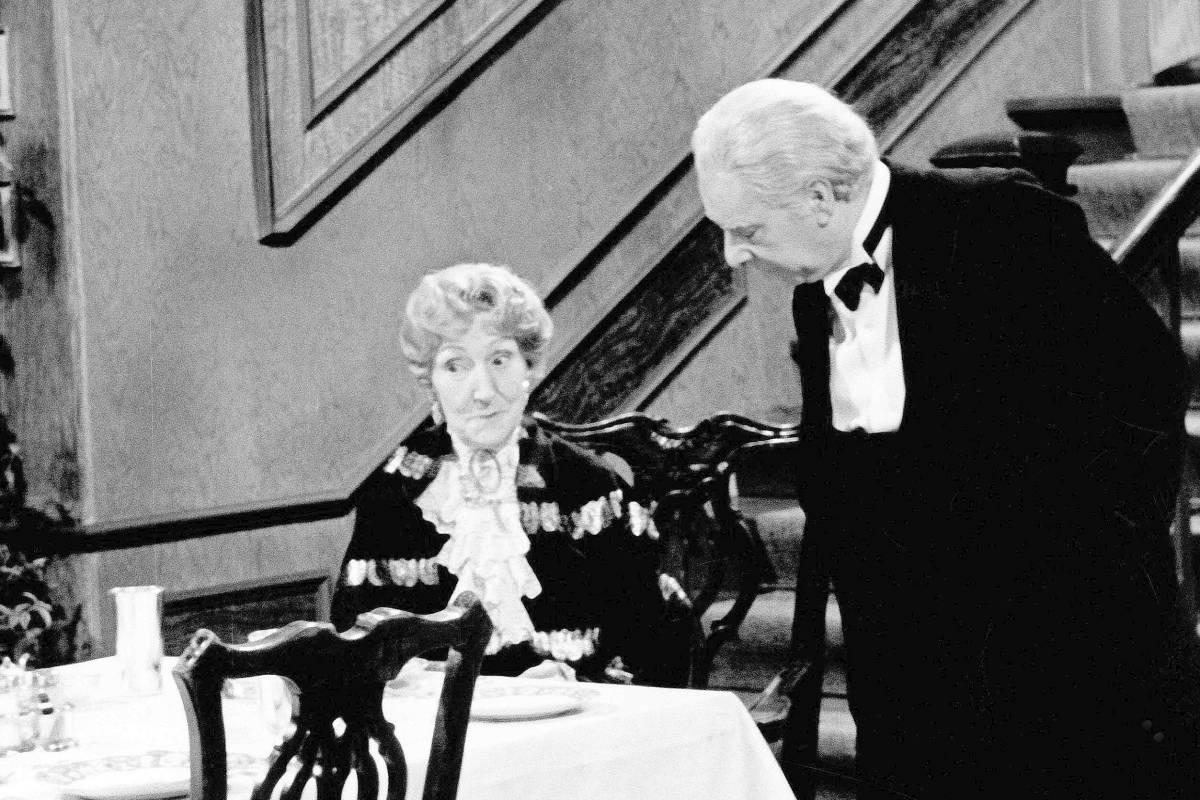 Dinner For One Das Sind Die Sendetermine Wrde Fernsehen