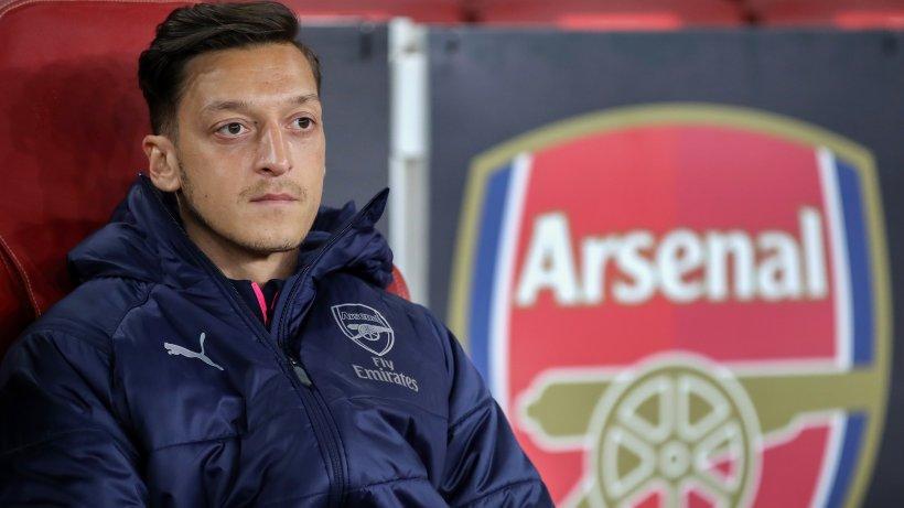 Ex-Nationalspieler Özil beim FC Arsenal wohl vor dem Aus
