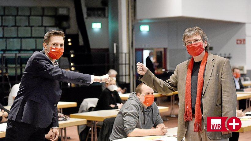 SPD in Hagen: Genossen wählen Kandidaten für Bundestagswahl