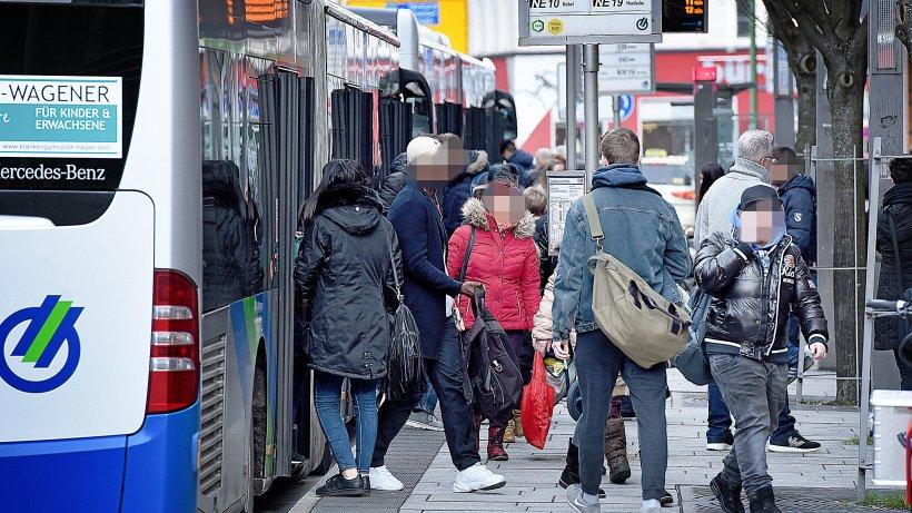 Enger Takt, neue Linien: Viel Neues im Bus-Netz in Hagen - WR
