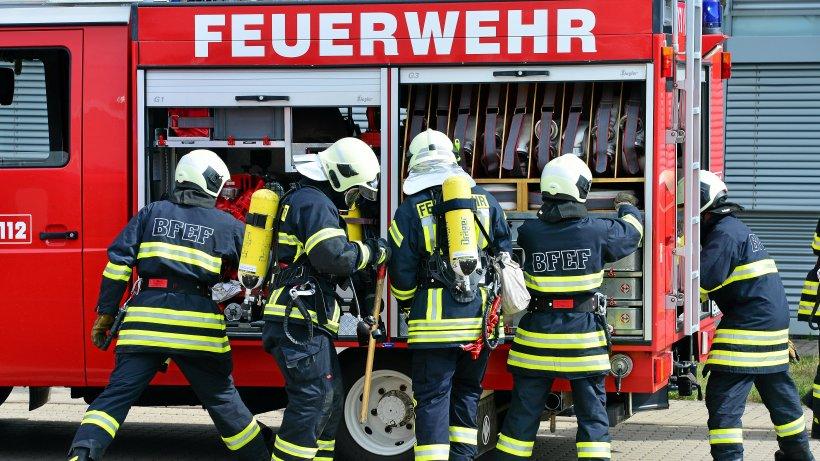 Brandstiftung? Traktoren in Isselburg-Vehlingen brannten - WR News
