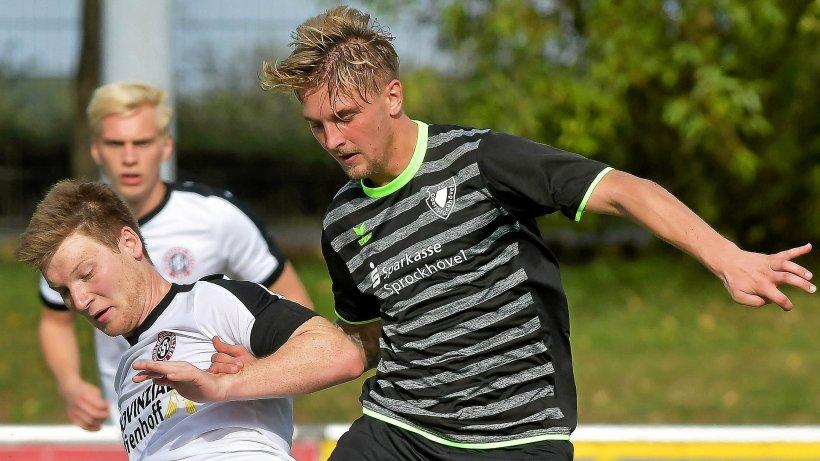 Wasilewski rettet dem SC Obersprockhövel einen Punkt - WR News