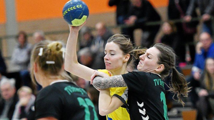 Damen des Niederbergischen HC feiern den ersten Heimsieg - WR