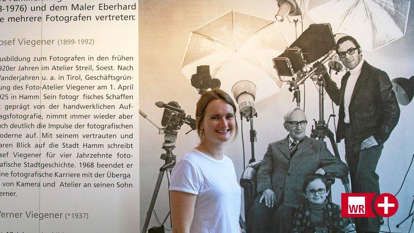 Hattingen: Ausstellung zeigt Veränderung der Fotografie