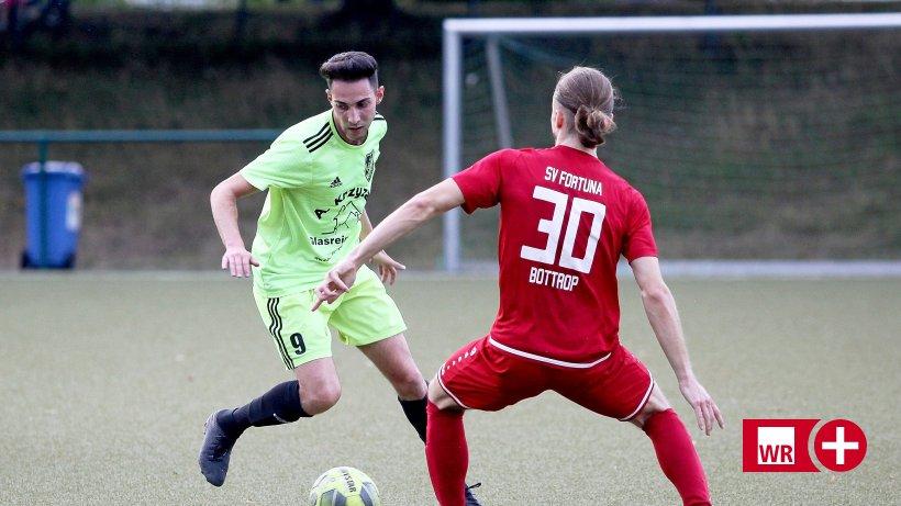 Fortuna Bottrop lässt seine Talente auf das Feld