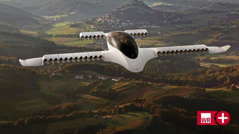 Drohnen und Lufttaxis stellen Flugsicherung vor Probleme