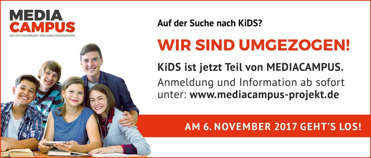 Zur Anmeldung für das KiDS-Projekt
