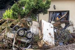 Flutkatastrophe: Wie kann ich Soforthilfe beantragen?