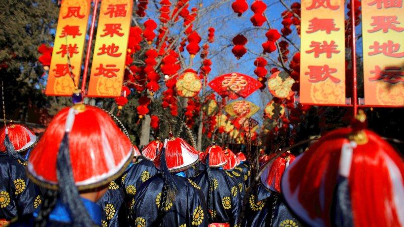 Chinesisches Neujahr: Feuerwerk in Peking verboten
