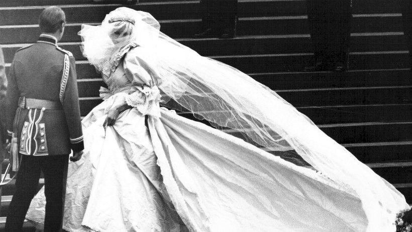 Trauung Die Royale Hochzeit In Zehn Bildern