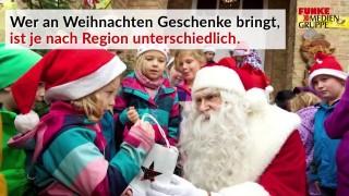 Fernsehprogramm 2019 Weihnachten.Wo Kommt Das Christkind Und Wo Der Weihnachtsmann