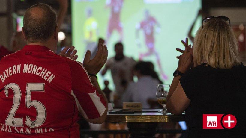 Keine Party beim Finale: Trostlose Pokal-Stimmung in Berlin