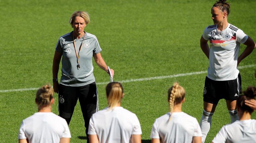Live! Frauen-Nationalmannschaft beendet Pandemie-Zwangspause