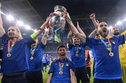 Topelf der EM: Fünf Italiener dabei, aber Ronaldo fehlt