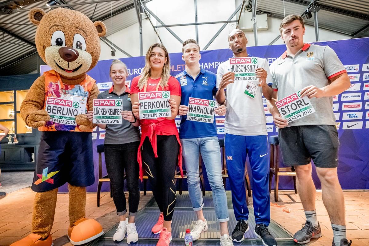 Original wählen attraktiver Stil Dauerhafter Service Das müssen Sie über die Leichtathletik-EM wissen   wr.de ...