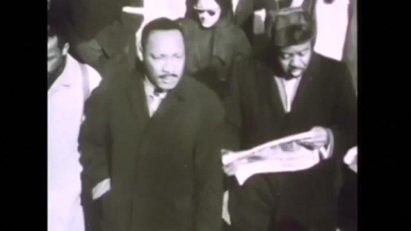 Heute Vor 50 Jahren Der Moment Als Martin Luther King Starb