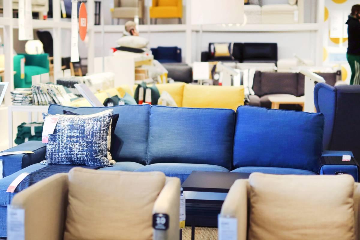 Ikea: In diesen Märkten kann man bald gebrauchte Möbel ...