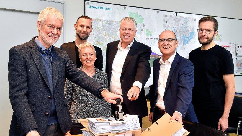 Uni Witten stellt Bauantrag für neues Campusgebäude - WR