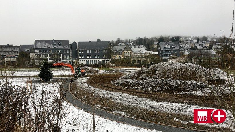 Erndtebrück: Ederauenpark nimmt Formen an