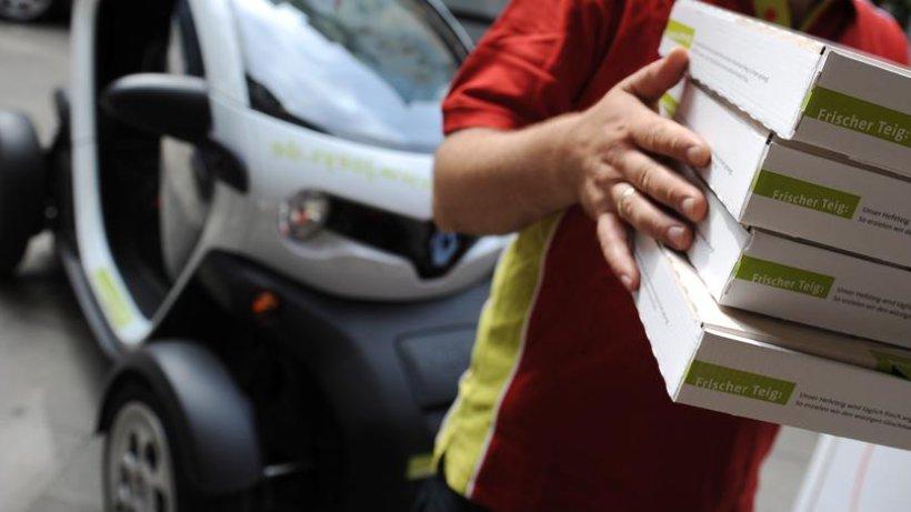 Überfall: Räuber in Duisburg geben sich als Pizzaboten aus