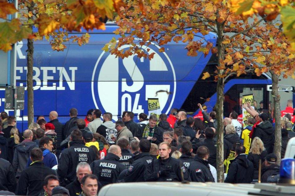 Anstoß Schalke