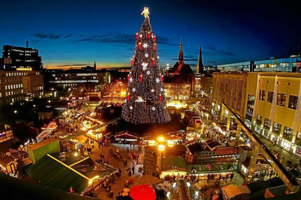 Dortmund Weihnachtsmarkt.Was Sie Uber Den Dortmunder Weihnachtsmarkt Wissen Mussen